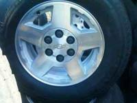 Just got some new rims for my truck selling the stock