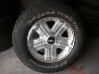 "NewTakeOff--2013 Chevy Silverado 18"" Aluminum wheels"