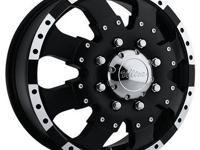 """Chevy 2500 And Dodge Ram 2500/3500 Dually Wheels 17"""" -"""