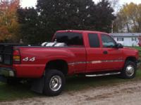 2003 Chevy Duramax Dually.  Well taken care of with