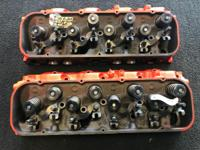 CHEVROLET BIG BLOCK CYLINDER HEADS CASTING NUMBER