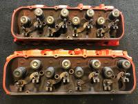 CHEVROLET BIG BLOCK  CYLINDER HEADS CAST NUMBER