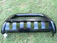i have a brand new black westen bull bar for 1999-2010