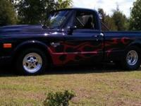 1972 Chevy C-10 Pro Street! This vehicle has a fresh