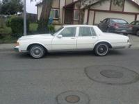 SERIOUS BUYERS ONLY NO TRADES 1986 Chevy Caprice