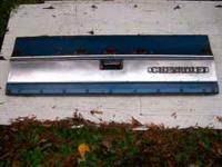 Tail gate for a 73 Chevy Chenyenne $50.00 Cash Only