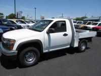 For sale is a beautiful 2007 Chevy Colorado work truck.