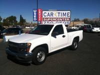 For sale is a beautiful 2008 Chevy Colorado. This truck