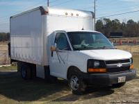This is an unusuall truck,it has a 12ft box with 4ft of