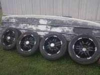 "I have a set of 20"" wheels that will fit any 3/4 ton"