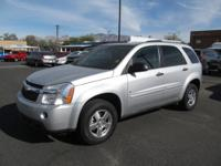 For sale is a beautiful 2008 Chevy Equinox. This SUV is