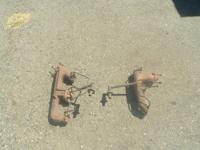 I have a set of exhaust manifolds and smog pump of my