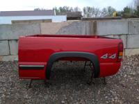 CHEVY GMC 6 1/2' SHORT BED 2001 TO 2006 FROM TEXAS RUST