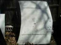 haave a hood for a 88-98 tahoe,1500,gmc, hoods in good