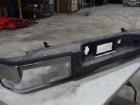07-13 Chevy/ GMC Silverado/Sierra 1500 Rear Bumper,