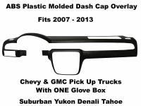 Chevy GMC Suburban Yukon Denali Tahoe Avalanche Plastic