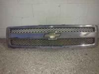 I have a 2008 Chevy grill... in great condition for $