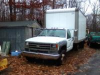 I am selling a 1979 Chevy P30 Food Truck that I