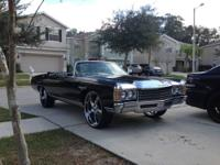 I have a 1971 Chevy impala convertible for sale all