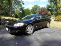 2008 Chevrolet Impala SS Sedan Very excellent