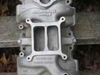 CHEVY HI PERFORMANCE INTAKE MANIFOLD FITS SMALL BLOCK