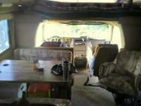 1984 Chevy Jamboree RV motor home, Only has 83k on it,