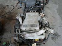 Chevy Lumina 3.1 Liter Engine  ALL BODY PARTS ARE IN