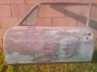 1970 chevy nova door it got all the glass in it. Call