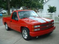 For sale is my 1992 Chevy 454SS Pickup. These were only
