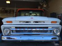 64 c10 step side truck with all brand new parts with