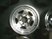 6 bolt american racing rims came off my chevy haven't