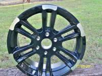 low profile tires and rims for a 2009 chevy truck 6