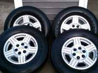 17 inch chevy suburban wheels. They need new tires the