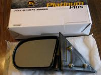 Chevrolet driver side MIRROR.  Mirror is New in