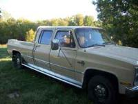 1988 chevy silverado 454 loaded superclean full crewcab