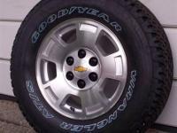 Brand New 2014 Chevy Silverado 1500 Pickup 6-lug