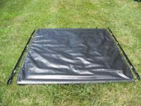 I have for sale a vinyl rollup tonneau cover off of a