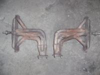 Descripción Chevy small block headers with emission air