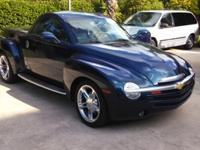 2005 CHEVY SSR Truck. Immaculate shape, ideal