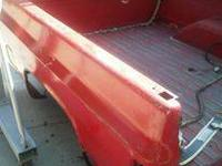 Off of 81 Chevy 2wd Has rust and minor dents Have