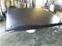 under cover brand, textured black plastic tonneau