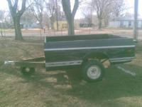 Chevy Trailer - Bed in Nice Condition, no dents - Call,