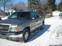 2003 Chevy Silverado LS Z71 Ext Cab short box. 73000