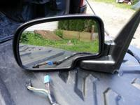 I have an additional motorist side mirror for sale,