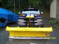 94 chevy pickup reg. cab 5-speed 350 motor 1/2 ton 4x4