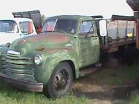 Chevrolet truck for sale, with power box. Call .