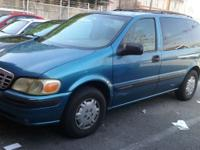 99 chevy venture AUTOMATIC TRANSMISSION MILES 216###