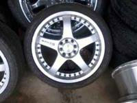 chevy wheels and tires 275 other 575 call chuck  bring