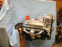 1991 Chevy TBI motor with zero miles $ 3300.00. Over