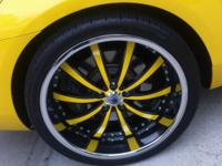 "I have a new set of stock Camaro 18"" aluminum rims and"